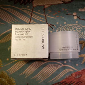 5 For $25 Amore Pacific Moisture Bound Eye Gel